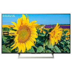 09bee765a048 Moore Electrics - Sony Bravia KD49XF8096 LED HDR 4K Ultra HD Smart Android  TV 49 with Freeview HD & Youview Black